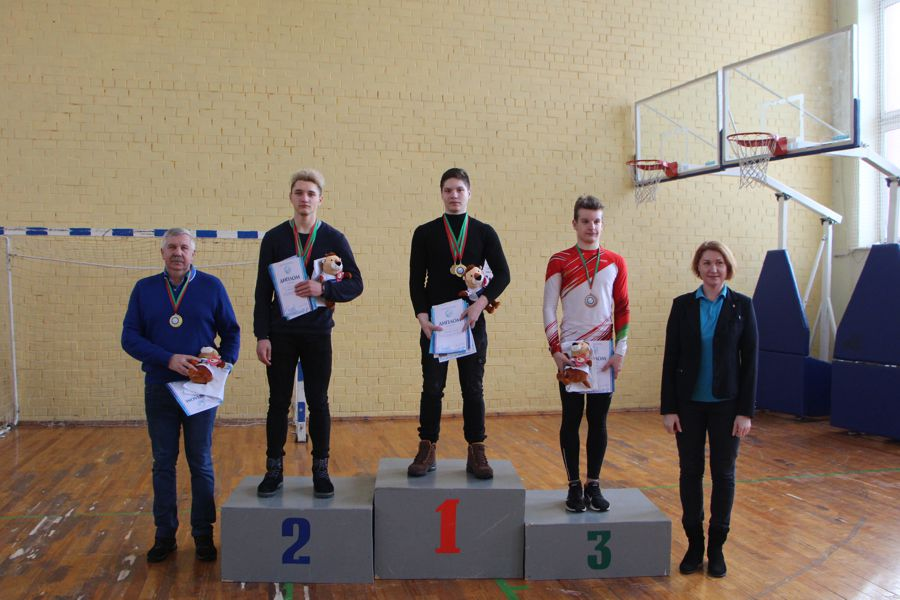 OFP podium 2003 final boys