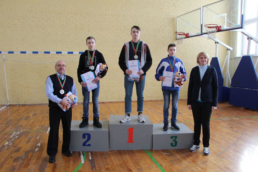 OFP podium 2005 final boys